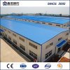 Structure en acier préfabriqués Atelier de la construction avec la certification ISO