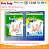 Moyen de couches pour bébé doux 48pcs emballage