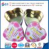 Prix d'usine en forme de coeur Candy Tin Can