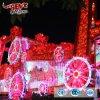 Linterna de dinosaurios de Zigong Decoración Show Festival Seda Linterna multicolor