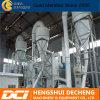 Machine de fabrication de poudre de gypse / usine de production de plâtre de Paris