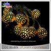 暖かく白い休日ライトクリスマスの装飾ライト10球かセットストリングLED豆電球LED太陽ストリングライト