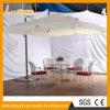 Outdoor Polyester Parasol Parasol en aluminium
