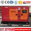 Prix diesel de générateur utilisé par maison triphasée de refroidissement par eau à C.A.
