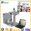 Vendita dell'acciaio inossidabile della macchina della marcatura del laser della fibra di colore di Mopa