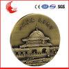 Medaglia olimpica impressa di sfida dell'oro di metallizzazione di marchio