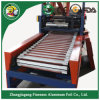 Rebobinage de papier de papier d'aluminium et de silicium et machine de découpage