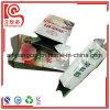 El papel de aluminio bolsa de plástico con la escuadra para envases de helados