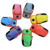 Bunter Nylonbeutel sackt Unisextelefon-Zubehör-Handtaschen für Sport ein
