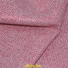 Het nieuwste Kleurrijke Synthetische Leer van de Schoen van Pu met Gouden het Stempelen Patroon