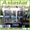 Agua mineral pura de la máquina de llenado automático de maquinaria de embotellado de agua