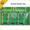 Chamuscadora del gas de múltiples funciones de la máquina de teñir de la materia textil
