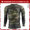 Longs butoirs d'éruption de chemises de vert populaire d'armée (ELTRGI-12)