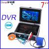 камера 7L рыболовства видеоего/льда искателя 7 '' рыб монитора DVR подводная