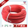 Fio elétrico flexível da isolação da borracha de silicone Calibre de diâmetro de fios UL3123 30