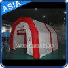 Großes Inflatable Medical Tent für rotes Kreuz, Inflatable Mobile Hospitals