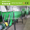 Máquina rotatoria de reciclaje de residuos de botellas de PET