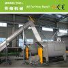 Pellicola di plastica residua prefabbricata del PE pp che ricicla macchinario
