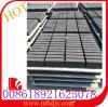 Europlastikladeplatten für den Ziegelstein-Block, der Maschine herstellt