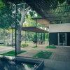 庭のためのAnti-rust鋼鉄耳障りな屋根