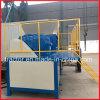Essieu double/canettes en aluminium des déchets d'Extrusion/bars/plaques/Profil/machine de découpe de feuilles