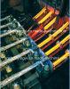 連続的な金属の鋼片の鋳造機械