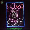 Decoração Exterior de Natal luz de LED para venda