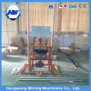 Pequeña máquina de la plataforma de perforación de la profundidad fácil de la operación los 80m