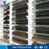 WindowsまたはBathroom GlassのためのGreen/Blue/Bronze Louver Glass