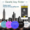 2015 Sell 최신 Bluetooth 4.0 Tracker Child Bags Mobil Anti Lost Alarm Ios 및 Android System Remote Control Bluetooth Key Finder