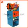 Máquina manual barato Copa de plástico sellado