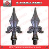 Plantas ornamentais lanças de ferro forjado