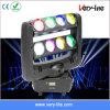 8PCS*10W RGBW LED Spider Moving Head Stage Light