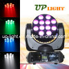 12 * 10W Moving Head Poutre LED DJ Lumière