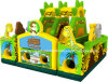 Childrenのための膨脹可能なJumping Bouncer Castle Amusement Playground
