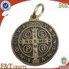 Nieuwe Fashion Custom Logo Badge met Veiligheidsspeld (fdbg0090J)