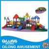 Soft Outdoor Playground Equipment (QL14-104C)