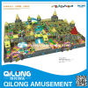 Замок тема детей игровая площадка для установки внутри помещений (QL-3050A)