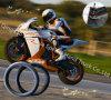 Attraktiver Preis-Qualitäts-Motorrad-inneres Gefäß (90/90-21)
