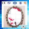 4mm dekorative Antike/silberner Spiegel