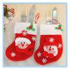 Мешки ножа и вилки чулка носка украшения/орнамента рождественской елки
