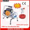 750W 1hpairless Spray Paint Machine
