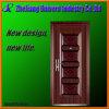 Cadre de porte en acier