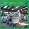 Tire continuo Pyrolysis Plant Capacity di 10ton/Day