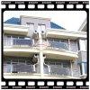 Système de balcon de capteur solaire (EM-B01)