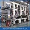 2400mm Papier-Abfallverwertungsanlagen-Fourdrinier-Braunes Packpapier, das Maschine herstellt