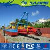 Draga di dragaggio di aspirazione della taglierina di profondità di alta efficienza 20m di Julong
