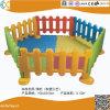 Plastikkugel-Pool scherzt Spiel-Zaun