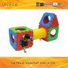 Het Lichaam die van binnenJonge geitjes het Plastic Speelgoed van Blokken uitoefenen (PT-014)