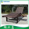 Ocioso de madera al aire libre de Sun, ocioso de la teca, Sunbed de madera (FY-025CB)